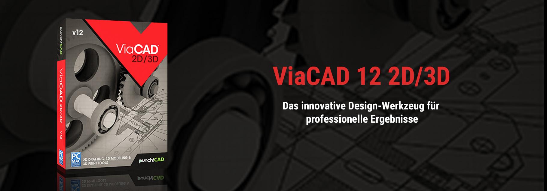 ViaCAD12_2D3D